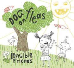 cover of Invisible Friends