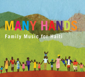 Dean Jones produces CD Many Hands Family Music for Haiti to benefit the Haitian People039s Support Project